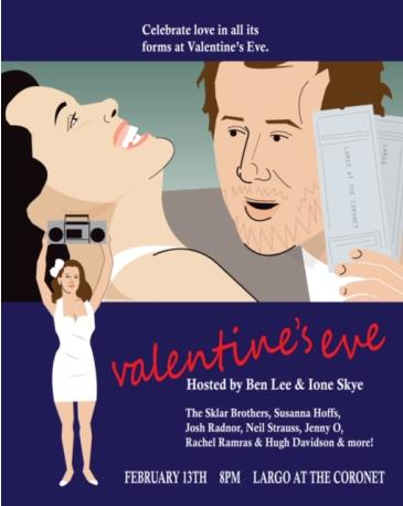 Valentine's Eve - Hosted by Ben Lee & Ione Skye: Main Image