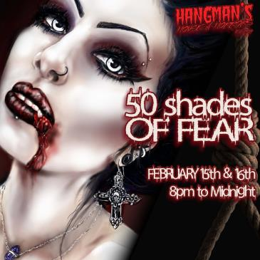 Haunted Tour for Two, Vampire Hunt, and 50 Shades of Fear: Main Image