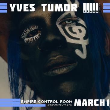 Yves Tumor at Empire Control Room: Main Image