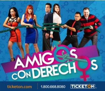AMIGOS CON DERECHOS: Main Image