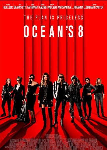 Ocean's 8 - Cinema by the Sea: Main Image