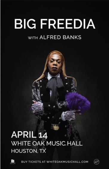 Big Freedia, Alfred Banks: Main Image