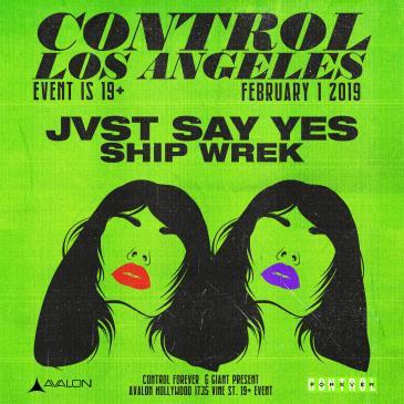 JVST SAY YES, SHIP WREK-img