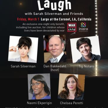 Good for a Laugh with Sarah Silverman and Friends-img