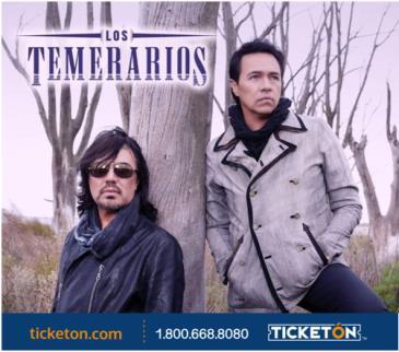 LOS TEMERARIOS TOUR 2019: Main Image