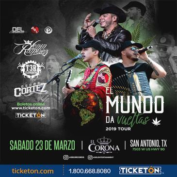 EL MUNDO DA VUELTAS TOUR 2019: Main Image