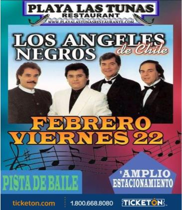 LOS ANGELES NEGROS: Main Image