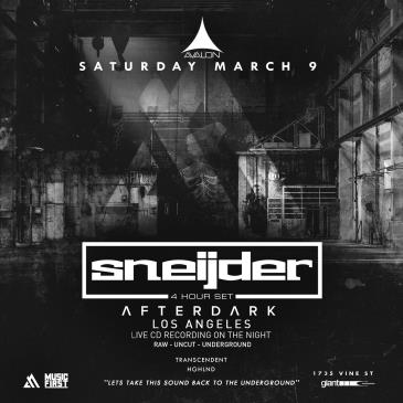Sneijder (4 Hour Set)-img