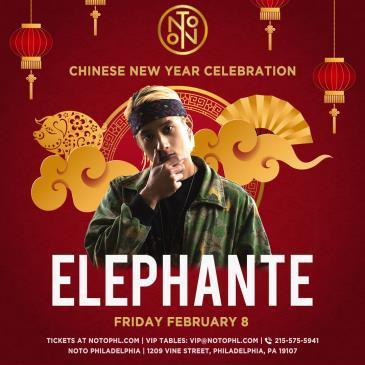 Elephante: Chinese New Year Celebration-img