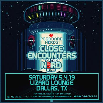 Pegboard Nerds - DALLAS: Main Image