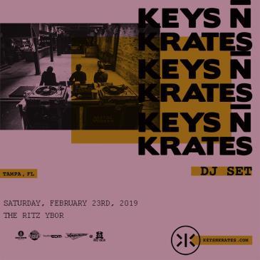 Keys N Krates (DJ Set) - TAMPA: Main Image