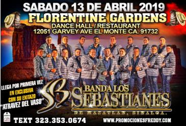 BANDA LOS SEBASTIANES: Main Image