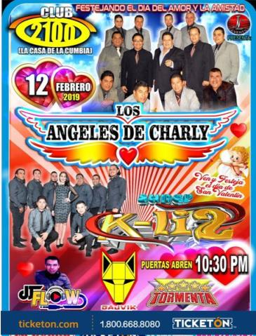 CANCELLED LOS ANGELES DE CHARLY: Main Image