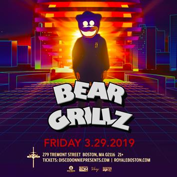 Bear Grillz - BOSTON: Main Image
