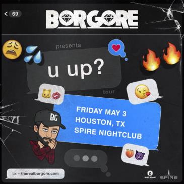 Borgore - HOUSTON: Main Image