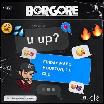 Borgore - HOUSTON: Main Image