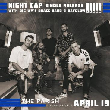 Night Cap Single Release: Main Image