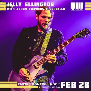 Jelly Ellington, Aaron Stephens, Corbella Live: Main Image