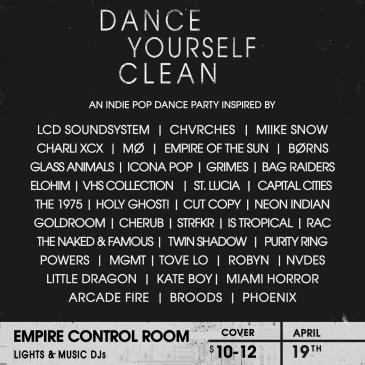 Dance Yourself Clean-img