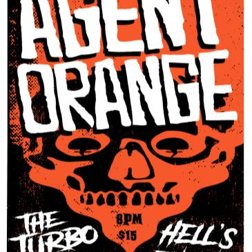 Agent Orange with The Turbo AC's and Hells Engine-img