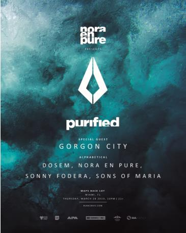 Nora En Pure Presents Purified: Main Image