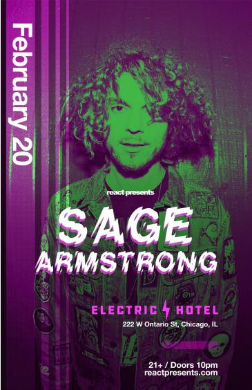 Sage Armstrong: Main Image