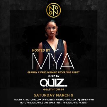 DJ Quiz: Hosted By: Mya-img