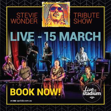 Stevie Wonder Tribute Show: Main Image