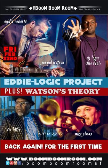 The EDDIE-LOGIC Project + WATSON'S THEORY: Main Image