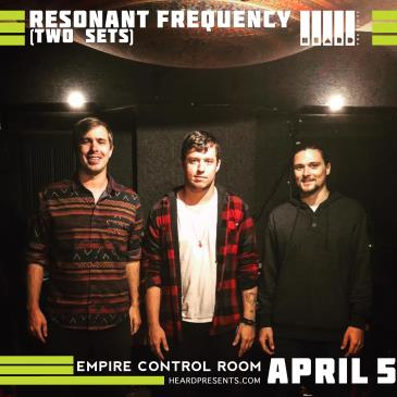 Resonant Frequency w/ Casual T-img