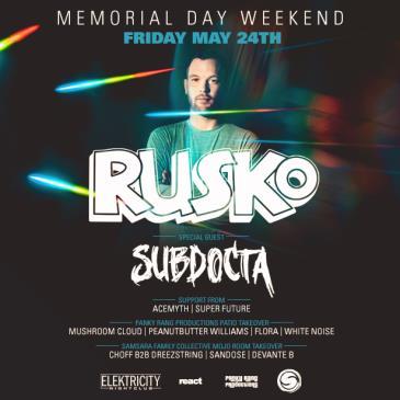 RUSKO + SUBDOCTA: Main Image