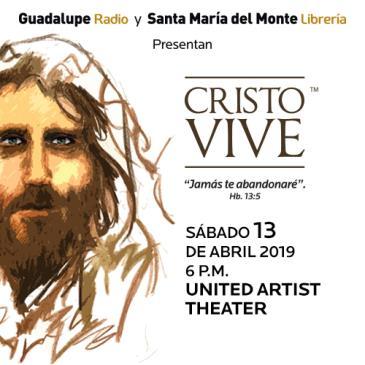 CRISTO VIVE 6 P.M. SAB: Main Image