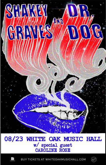 Shakey Graves & Dr. Dog: Main Image