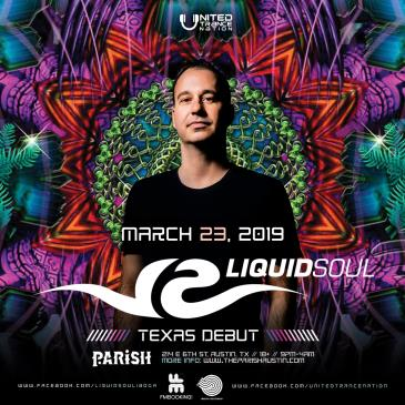 Liquid Soul Texas Debut at The Parish: Main Image