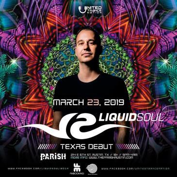 Liquid Soul Texas Debut at The Parish: Main Image