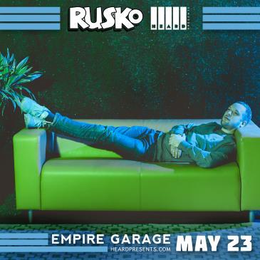 Rusko at Empire Garage: Main Image