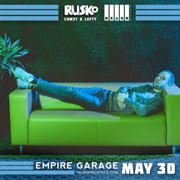 Rusko with Com3t, Lefty-img