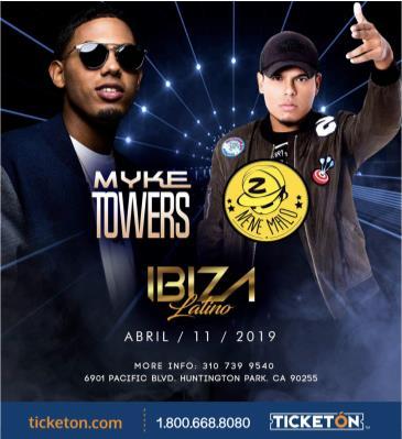 MIKE TOWERS Y NENE MALO: Main Image