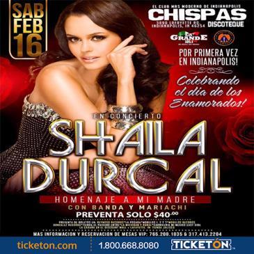 SHAILA DURCAL: Main Image