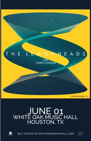 The Lemonheads, Tommy Stinson: Main Image
