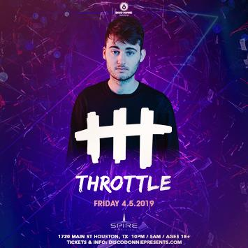 Throttle - HOUSTON: Main Image