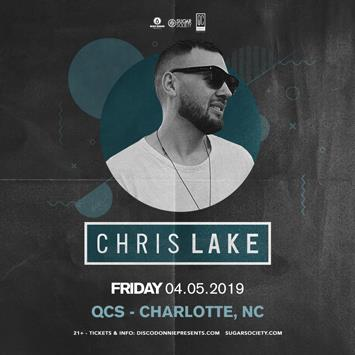 Chris Lake - CHARLOTTE: Main Image
