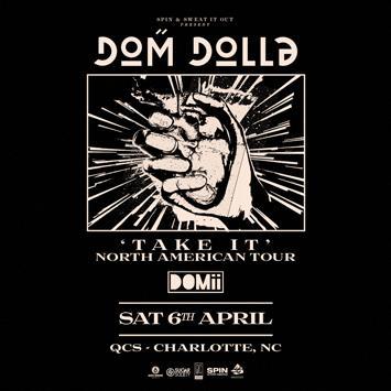 Dom Dolla - CHARLOTTE: Main Image