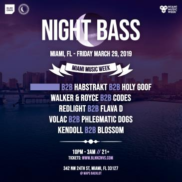 Night Bass: Miami: Main Image