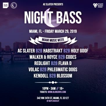 Night Bass: Miami-img
