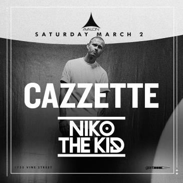Cazzette, Niko The Kid-img