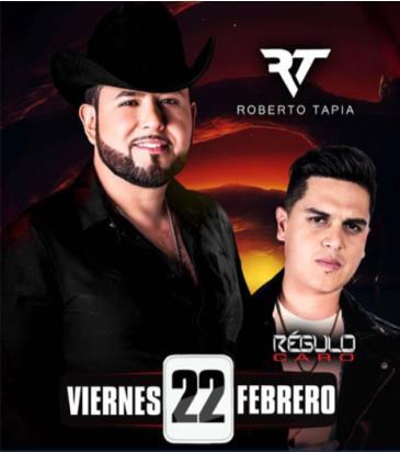 ROBERTO TAPIA Y REGULO CARO: Main Image