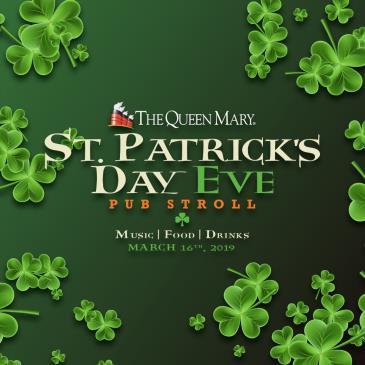 St. Patrick's Day Eve Pub Stroll: Main Image