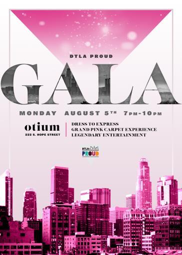 DTLA PROUD Gala: Main Image