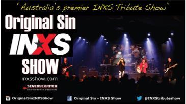 Original Sin INXS Show: Main Image